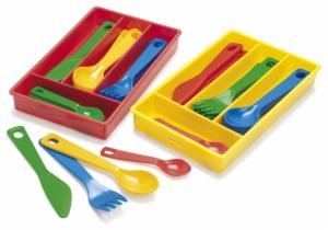 Plastové nádobí