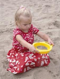 Hry s pískem