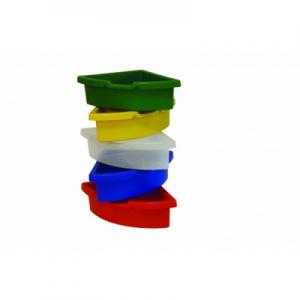 Plastové kastlíky