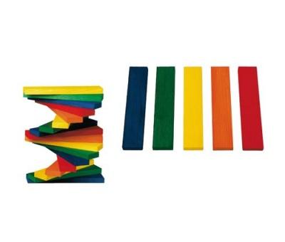 Kvadra barevná, 60 ks