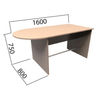 Učitelský stůl velký přírírodní buk