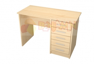 Učitelský stůl š. 1100 mm