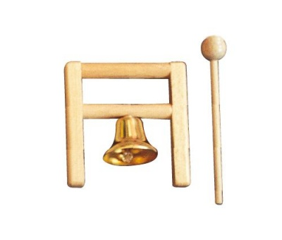 Zvonek s paličkou