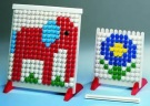 Aximo plastové, 10 drážek - balení pro MŠ