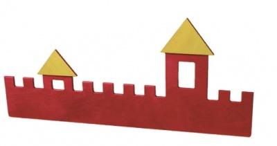 Dekorace hrad
