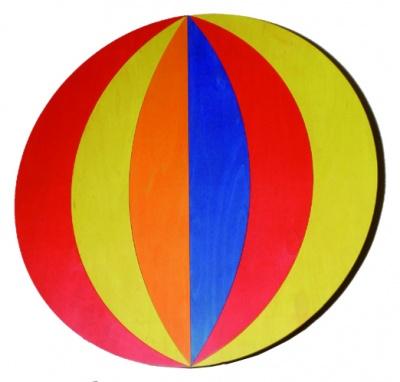 Dekorace míč