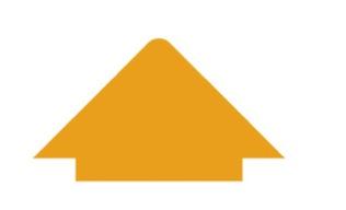 Bambino - Aplikace trojúhelník malý přírod. (s.699009)