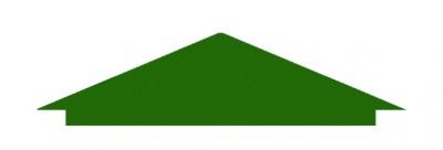 Bambino - Aplikace trojúhelník podélný přírod. (s.699990)