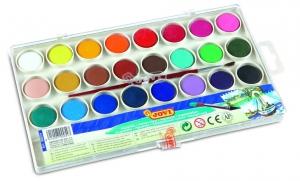 Vodové barvy velké