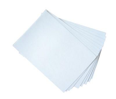 Bílý papír 120g, 50x35 cm, 50 listů