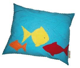 Povlečení rybky, 40x50 cm