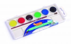 Vodové barvy malé