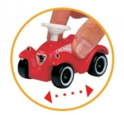 Autíčko - Mini Bobby - classic