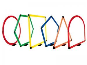 Překážková dráha 6 tvarů