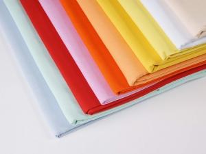 Bavlněné prostěradlo k matraci 135x60 cm, guma po obvodu, bílé
