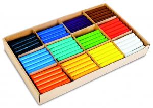 Plastelína 12 barev - 3kg