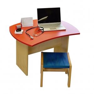 Doktorský stůl 850x675/518 mm, BUK