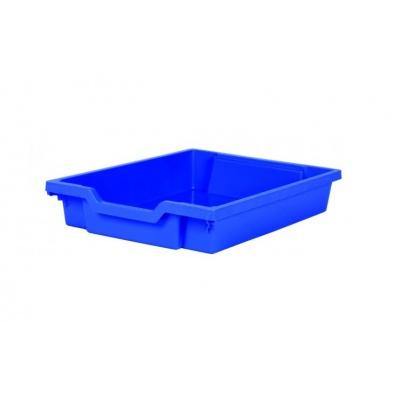 Malý kastlík z um. hmoty modrý