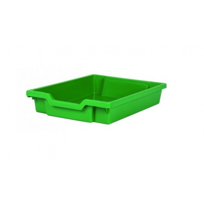 Malý kastlík z um. hmoty zelený
