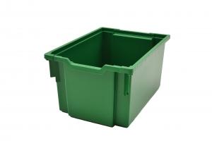Jumbo kastlík z umělé hmoty zelený