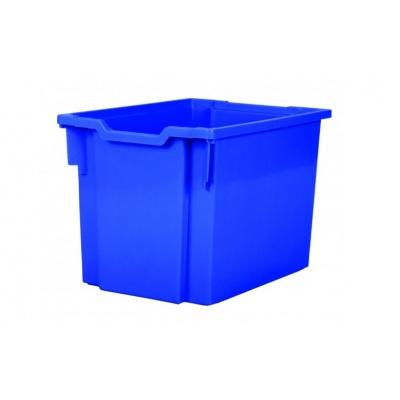 Kastlík Jumbo s kolečky modrý