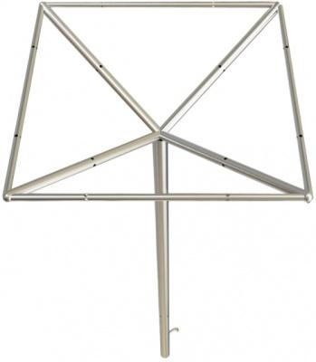 Mlhoviště Čtverec  1,1x1,1 m