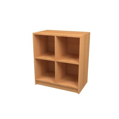 KOSTKA skříňka 4 kostky
