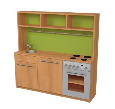 Kuchyňka Katka barevné provedení