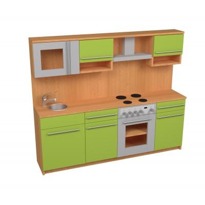 Kuchyňka SANDRA barevné provedení