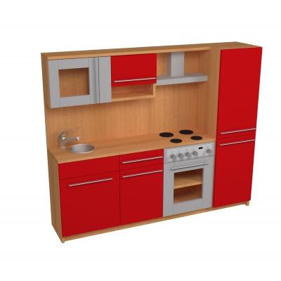 Kuchyňka MONIKA barevné provedení