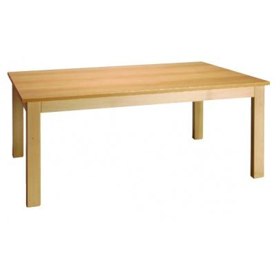 Stůl obdelníkový 120x80/52 přírodní