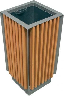 Venkovní odpadkový koš