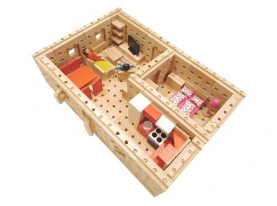 Stavebnice Malý dům