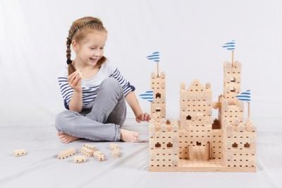 Stavebnice Velký hrad
