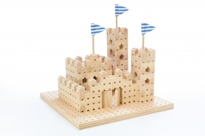 Stavebnice Malý hrad