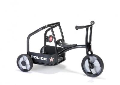 Tříkolka policie