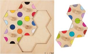 Puzzle puntíky