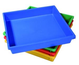 Kastlík pro výkres A3 modrý