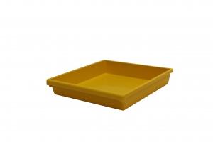 Kastlík pro výkres A3 žlutý plast