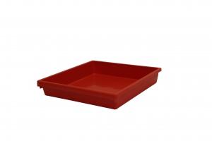Kastlík pro výkres A3 červený plast