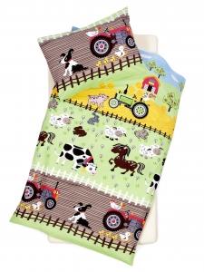 Povlečení Farma, bavlna