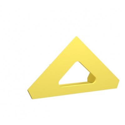 Nábytková dekorace Trojúhelník