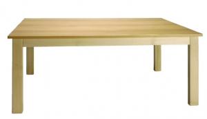 Stůl obdelníkový 120x80/52 deska barva 0, J, G, B