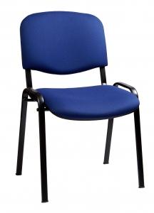 Židle jednací - basic modrá