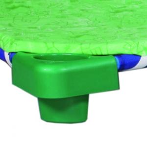 Matrace na plastové lehátko bez vzoru 2 cm