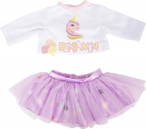 Obleček na panenky - holka