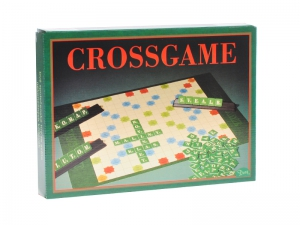 Cross game scrable