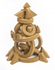 Natural cork Ringies 36 ks