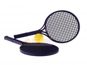 Soft tenis - 2 rakety 52,5cm+míček