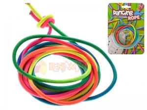 Skákací guma dancing rainbow 300cm
